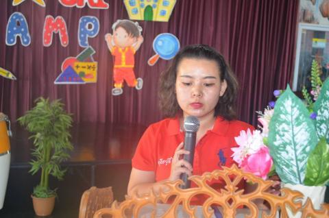 โรงเรียนเตรียมนนาชาติภู่ขจร คณะผู้บริหาร ครู อาจารย์ได้จัดกิจกรรมค่าย Engchi Camp ให้กับนักเรียน