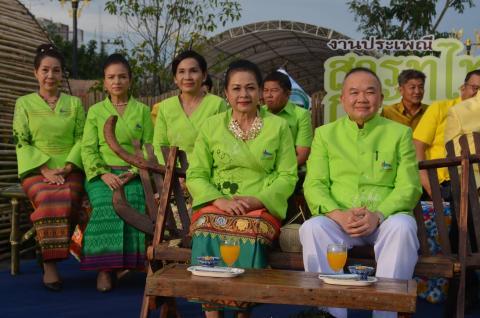 จังหวัดกำแพงเพชร เปิดงานประเพณีสารทไทยกล้วยไข่และของดีเมืองกำแพง คึกคัก ปีนี้จัดเต็ม 12 วัน