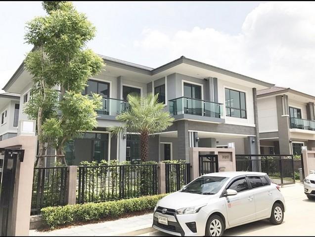 NR200 ให้เช่า บ้านเดี่ยว 2 ชั้น เดอะ ปาล์ม พัฒนาการ 38 เขตสวนหลวง