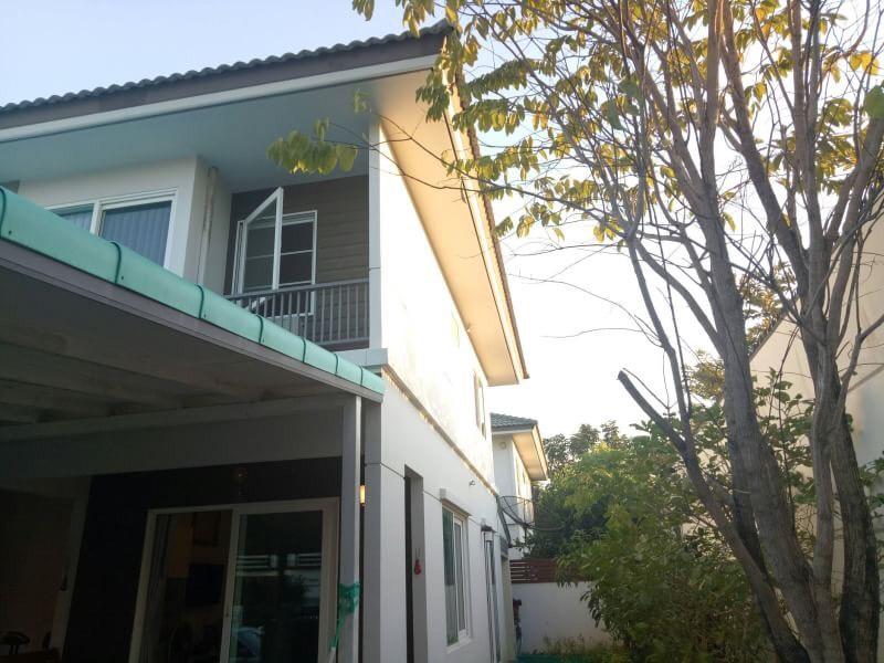 ขายบ้านเดี่ยว Inizio ศาลายา ใกล้ม. มหิดล เฟอร์ครบ พร้อมอยู่ ศาลากลาง บางกรวย นนทบุรี 53 ตรว.
